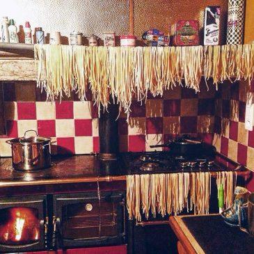 Une recette de pâtes fraîches maison